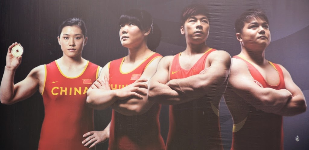 Chinatown Kuala Lumpur Olympics