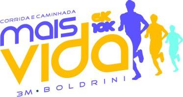 Logo da Corrida Boldrini 2011