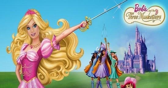 Montre complet Barbie et les Trois Mousquetaires (2009 ...