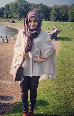 Model Baju Busana Muslim Terbaru Ala Zaskia Sungkar