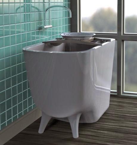 Arredo in sanitari per bagno piccolo - Sanitari per bagno piccolo ...