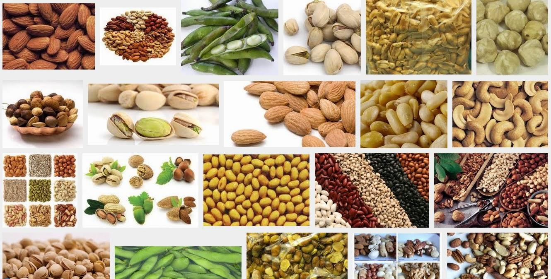 Jenis Contoh dan Macam Kacang Kacangan | Dunia Tumbuhan