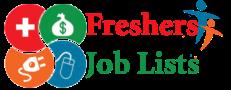 Freshers Jobs