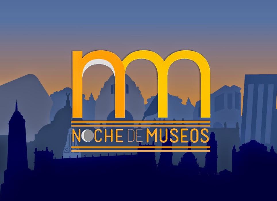 Programación completa de la Noche de Museos Abril 2014