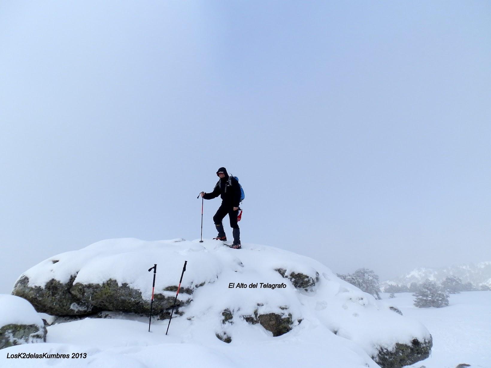El Alto del Telegrafo, Siete Picos