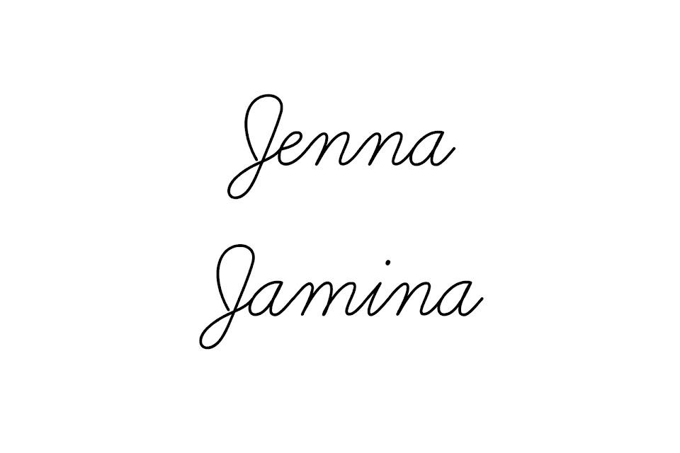 Jenna Jamina