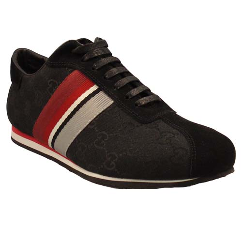 american gucci shoes for black