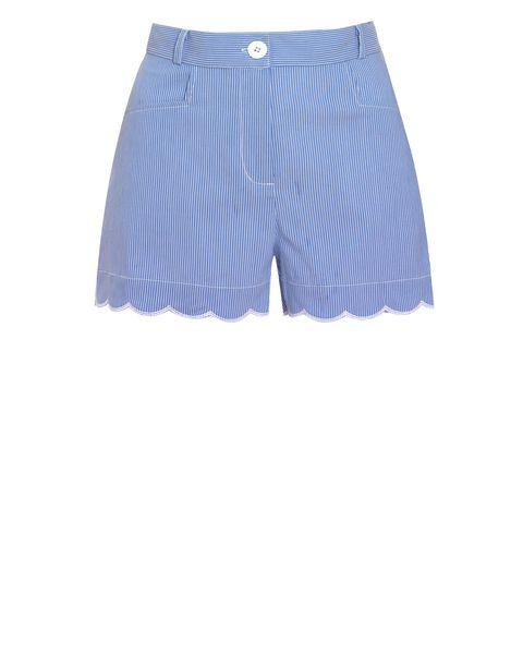 Jaeger Stripe Shorts £85.00 (Jaeger)