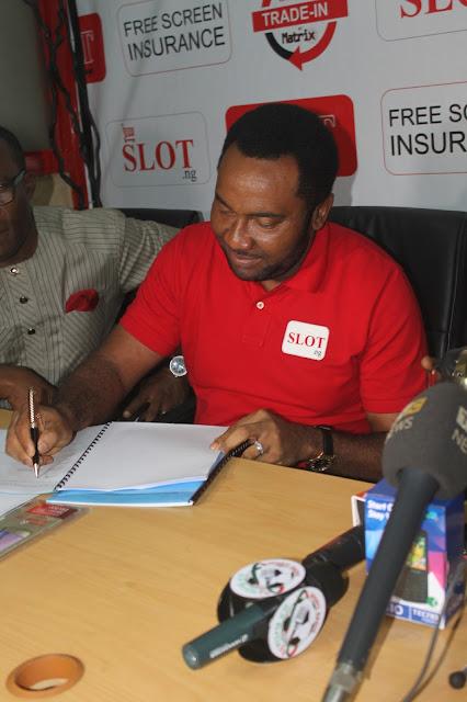 Slot nigeria head office