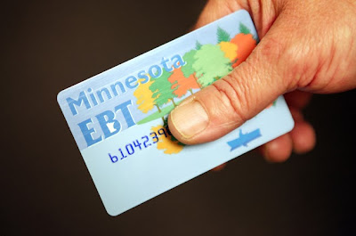 EBT Food Stamp Debit Card