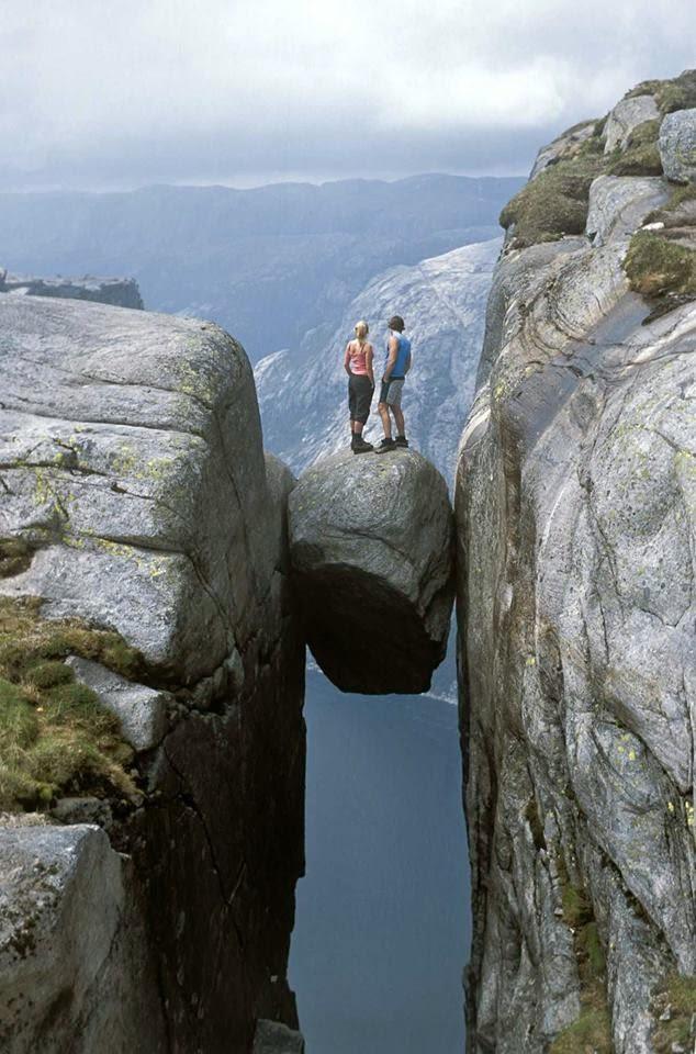 Kjerag Mountains, Norway