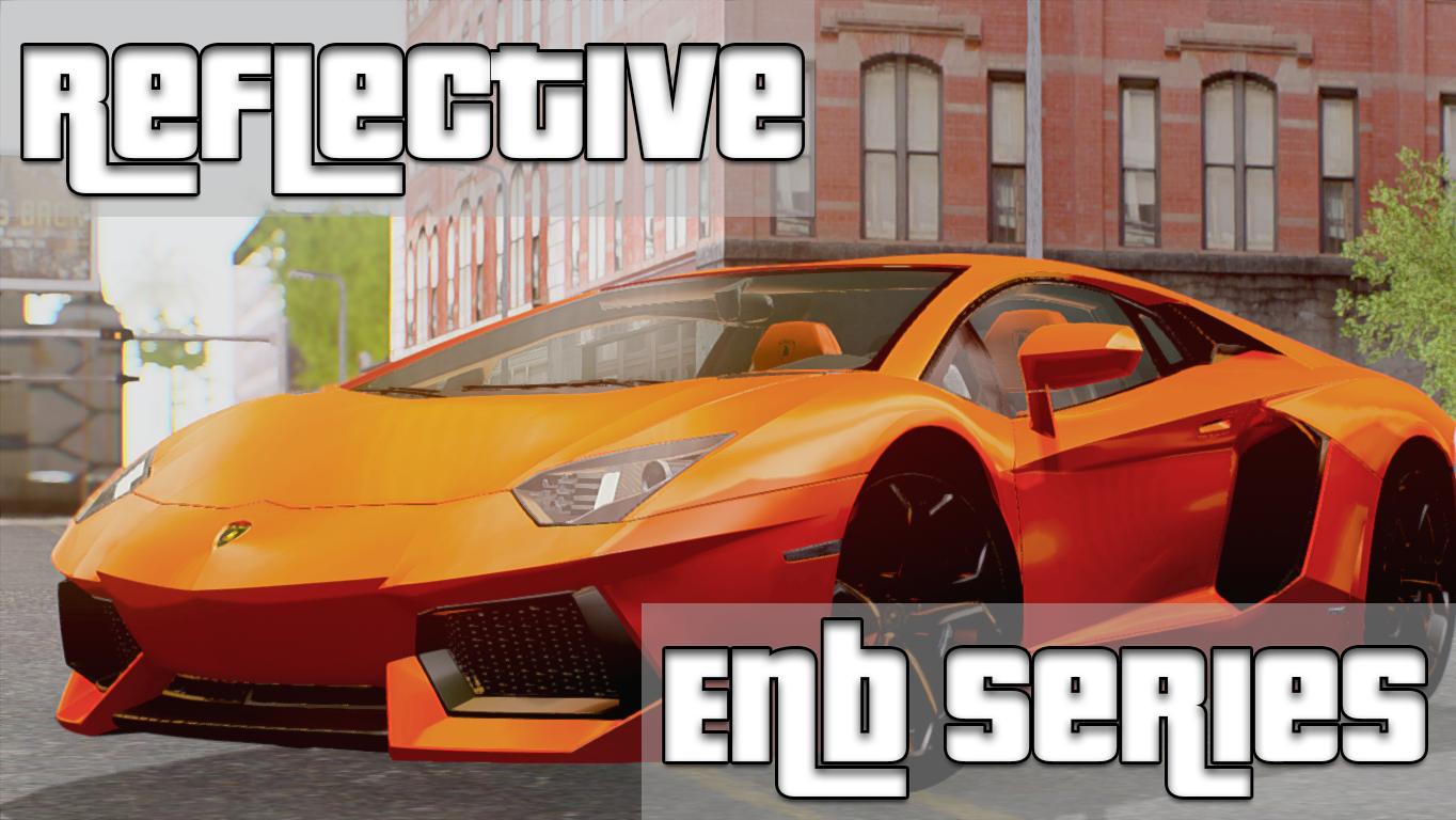 [GTA SA] Reflective ENB Series | BrosMods 2014