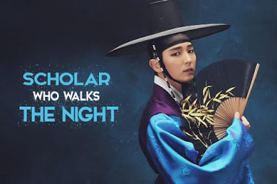 Sinopsis Drama Korea Scholar Who Walks The Night Episode 1-Tamat