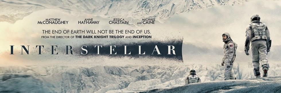 Poster de Interstellar Wide