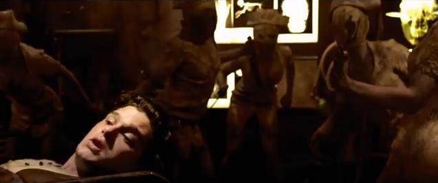 Silent Hill Revelation 3D 2012 horror movie Comic-Con 2012 debut teaser trailer