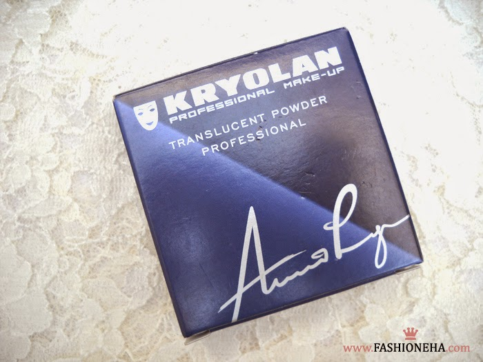 kryolan+translucent+powder+review