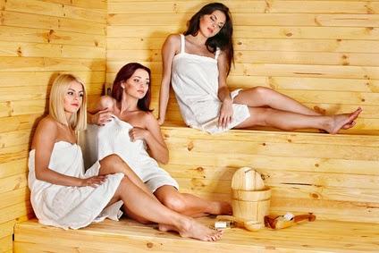 Sauna baño turco