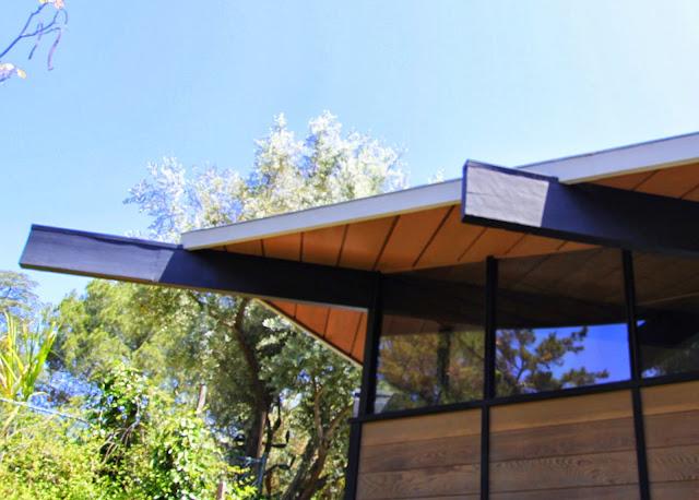 Tyler House, 1958, Pasadena, CA, Ted Tyler Builder