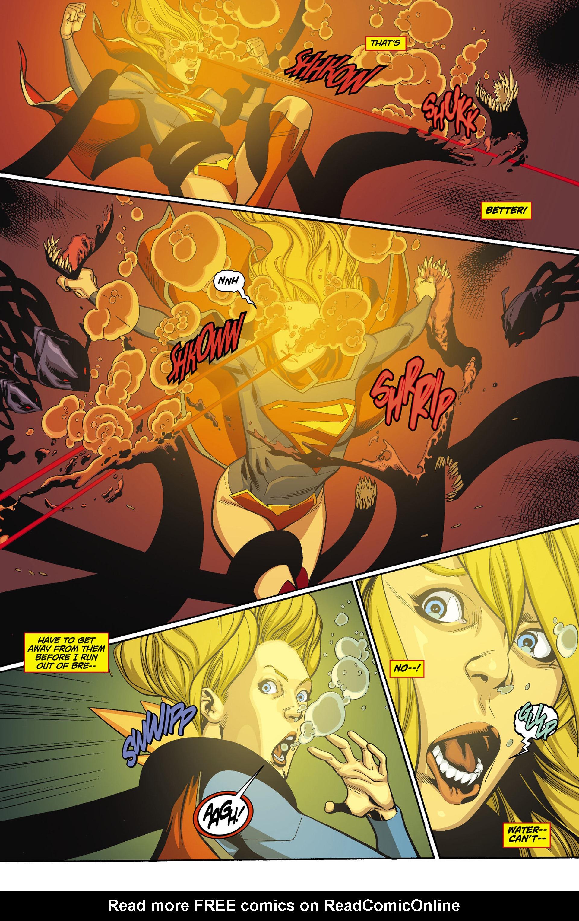 Supergirl (2011) Issue #12 #14 - English 13