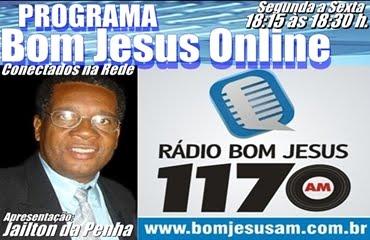 PROGRAMA BOM JESUS ONLINE