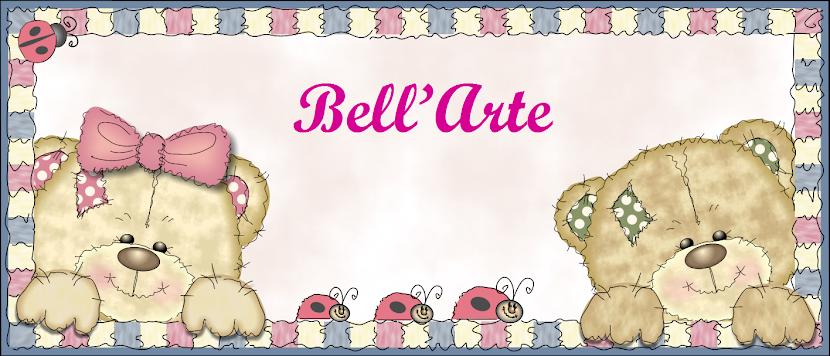 Bell'Arte - Arte em madeira e tecido