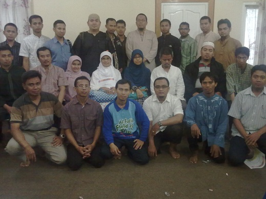 TRAINING QURANIC HEALING ANGKATAN KE IV (EMPAT)