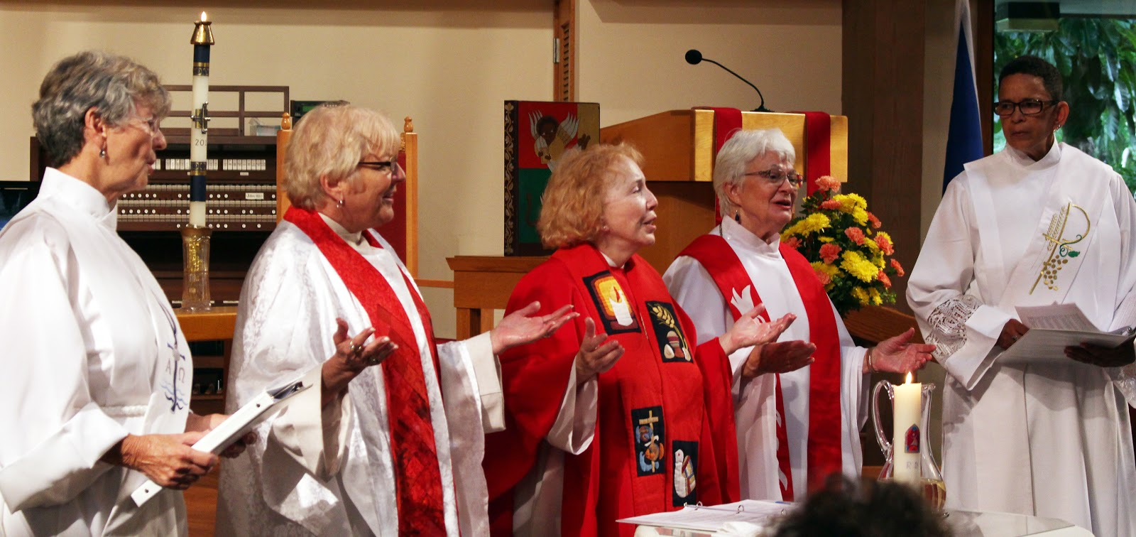 women ordained as priests essay A conference paper for the symposium, 'men, women and the church'  have  pointed out, this was a priestly action which jesus accepted as such  who  want to deny women a place in the ordained ministry of the church,.