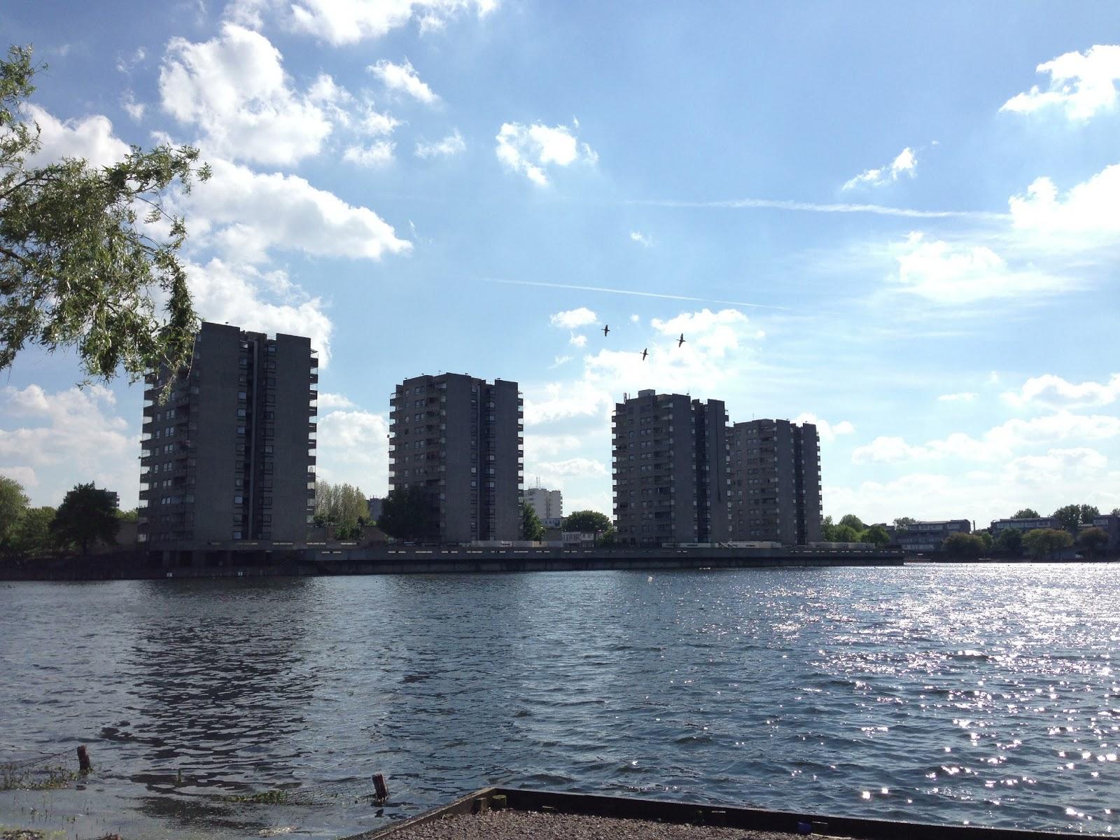 London cycling: Thamesmead's Clockwork Orange, Greenwich ...