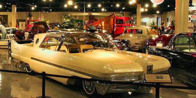 museum otomotif