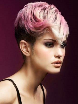 cortes+de+pelo+corto+2013+con+tinte+rosa