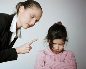Kebiasaan Orang Tua Terhadap Anaknya