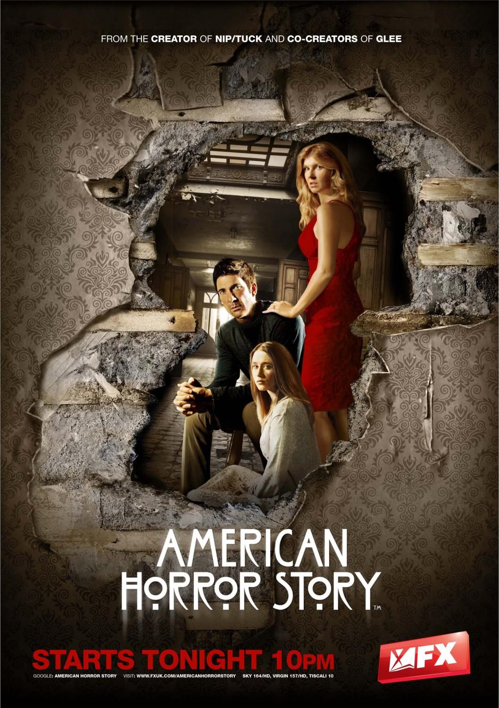 Ngôi Nhà Ma Ám Phần 1 - American Horror Story Season 1