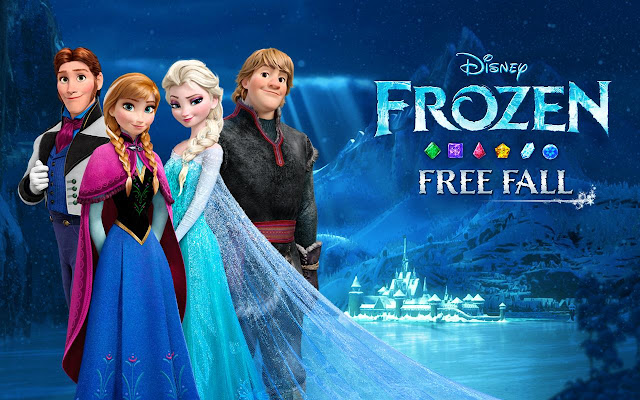Frozen Free Fall v3.0.0 Apk + Datos SD [Mega Mod]