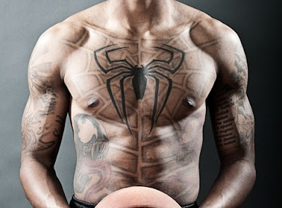 youth tattoos spider tattoo pictures top design ideas for girls and guys. Black Bedroom Furniture Sets. Home Design Ideas