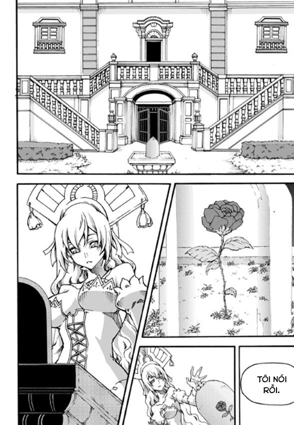Witch Hunter – Thợ Săn Phù Thủy chap 83 Trang 8 - Mangak.info