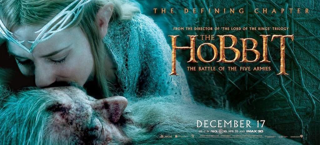 Hobbit 3 Trailer: Hobbit 3 Movie Posters