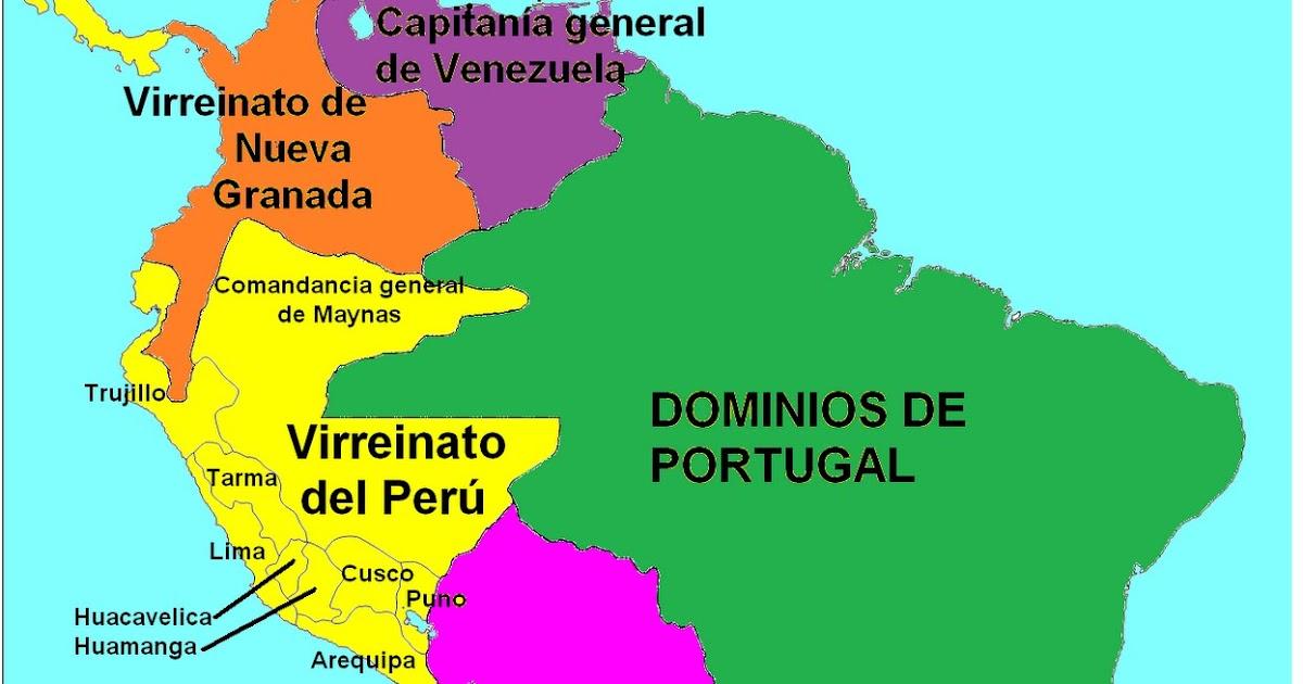 Social site mapa de la reorganizaci n de america luego de - Reformas antes y despues ...