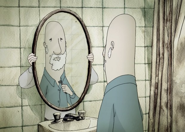 Are You A Slave To The System? This Haunting Cartoon Might Cause You To Think Twice