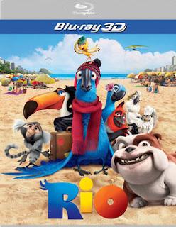 Rio 3D Half SBS (2011) .mkv BluRay 1080p DTS AC3 ITA ENG Subs SBS