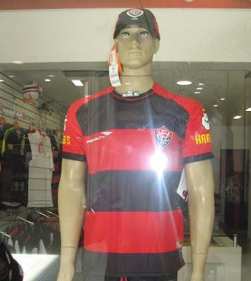 Camisa 1 do Vitória 2011 Penalty