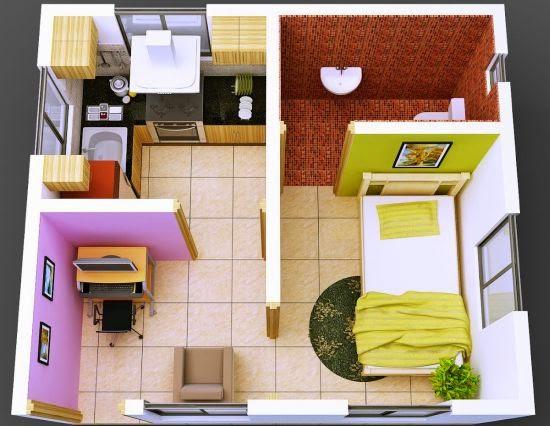 Desain Tata Ruang Rumah Minimalis