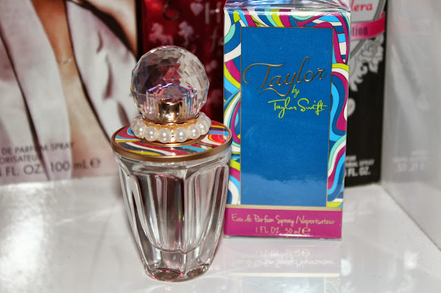 A photo of Taylor Swift's fragrance