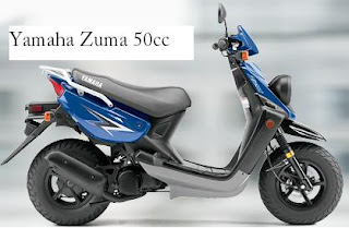 Yamaha Zuma