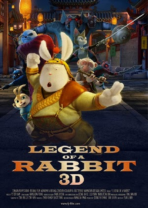 Kungfu Thỏ Ngố 3D Legend Of A Rabbit