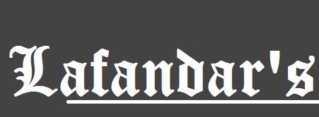 Lafandar's