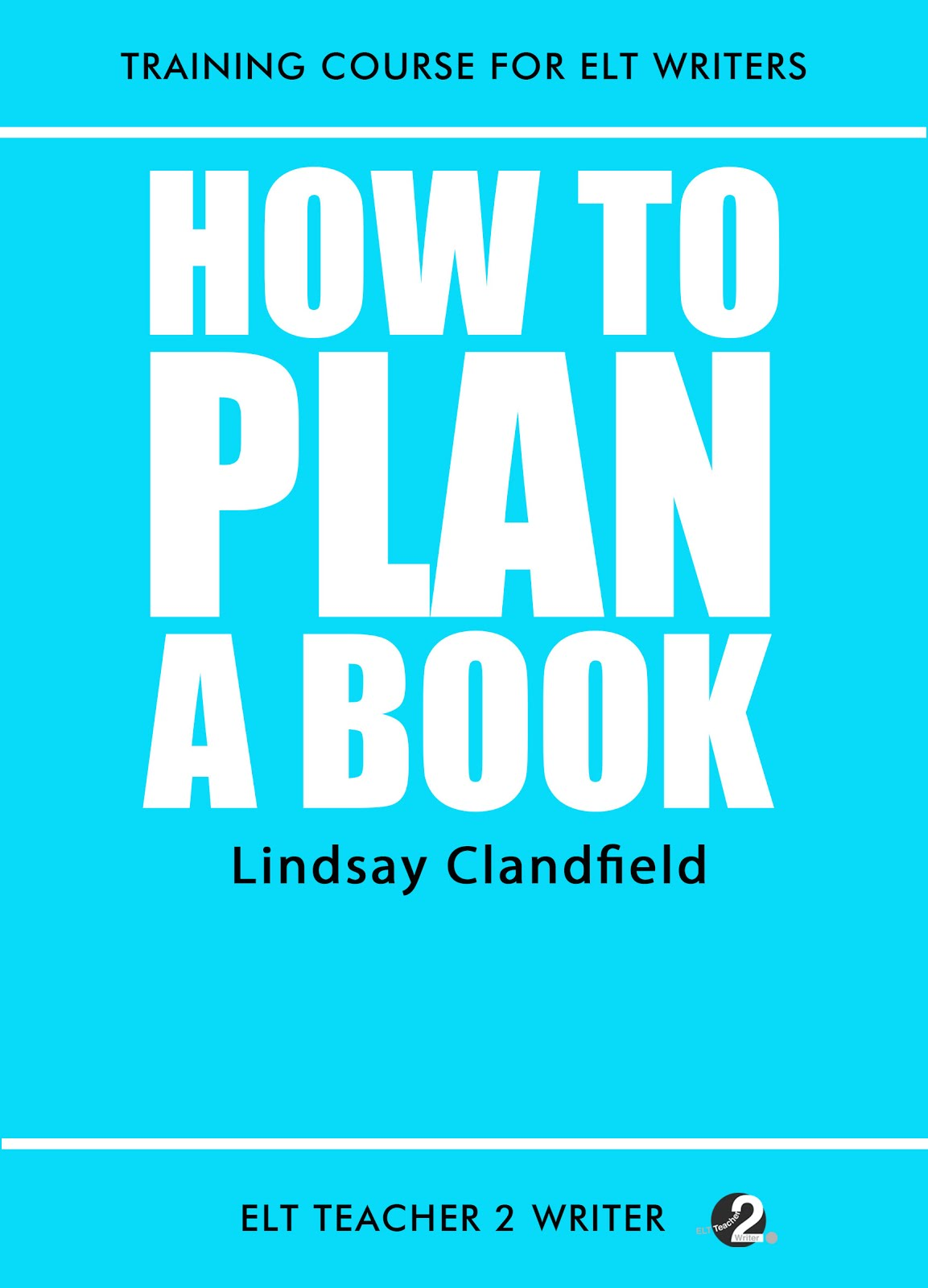 How to Plan a Book