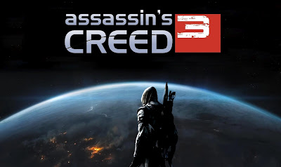 Wallpaper Mashup Assassin's Creed 3 plus Mass Effect 3