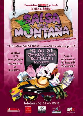 Festival Slasa en la Montana 2013 à Saint-Lary