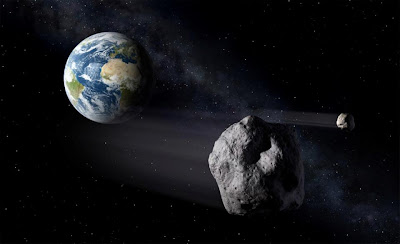 ASTEROID-HIT-EARTH
