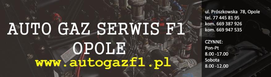 AUTO GAZ SERWIS F1 OPOLE